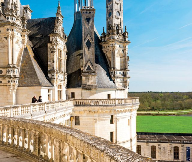 Loire Bike Tour Castles