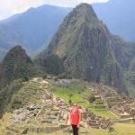 Machu Picchu, Peru Walking tour