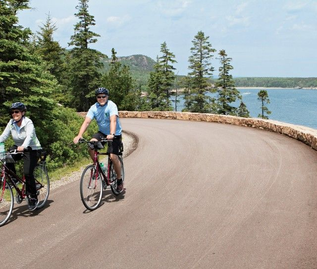 Acadia National Park bike tours