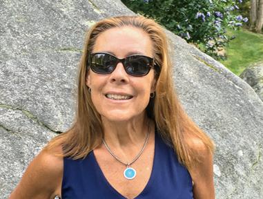 Mary Ellen Cape Cod Tour Leader