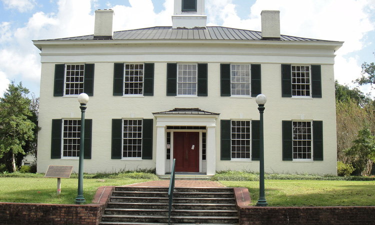 Mississippi Antebellum Architecture