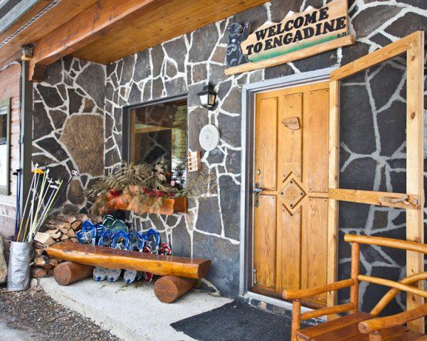 Mt. Engadine Lodge Exterior