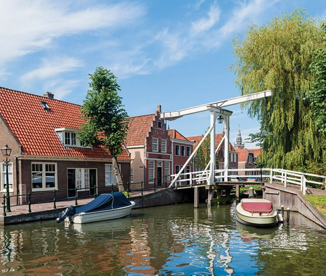 North Holland Tour Locks