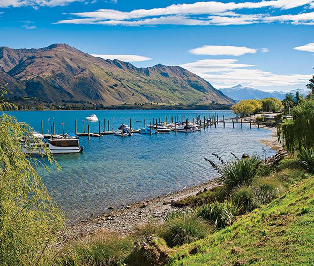 New Zealand Biking and Walking
