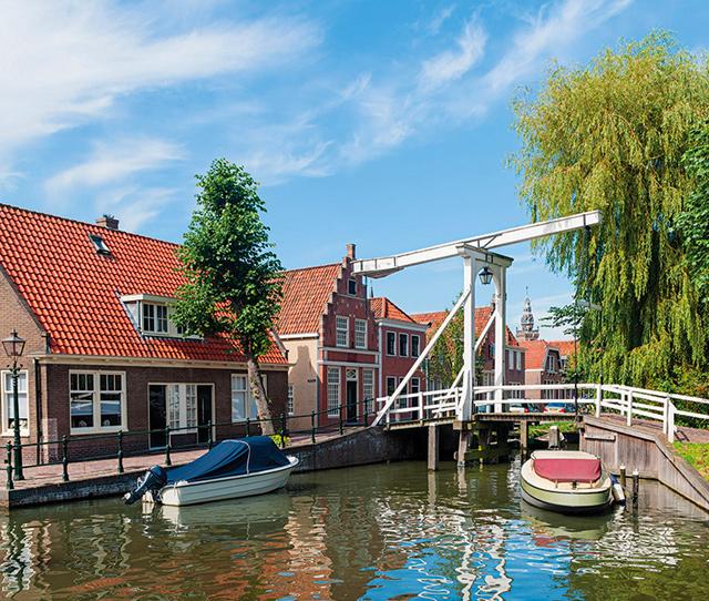 North Holland Friesland