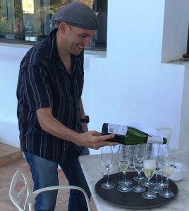 VBT Spain Champagne