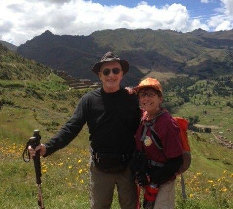 peru hiking