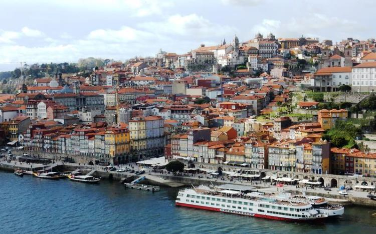 Porto, Portugal, VBT Walking Tour