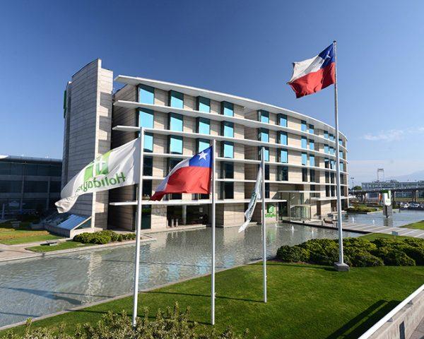 Santiago Airport Hotel Exterior