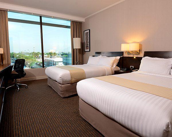 Santiago Airport Hotel Guest Room