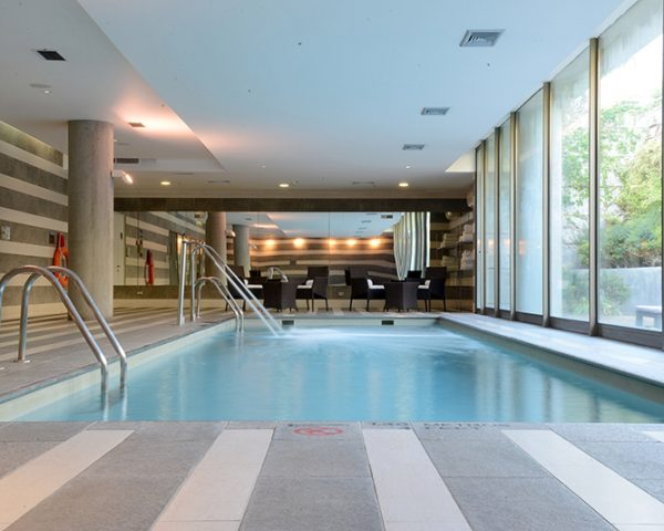 Santiago Airport Hotel Indoor Pool