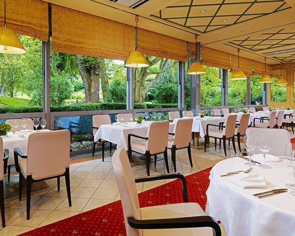 Sheraton Grand Salzburg Dining Room