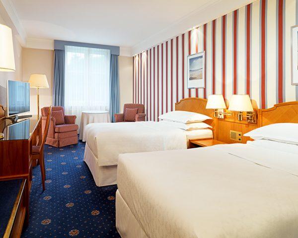 Sheraton Grand Salzburg Guest Room