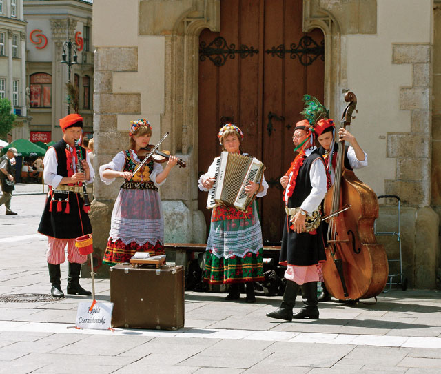 performers in poland