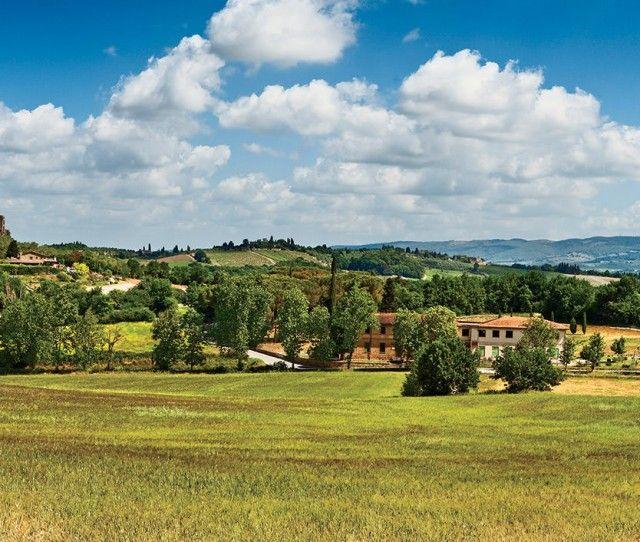 Tuscany walking tours