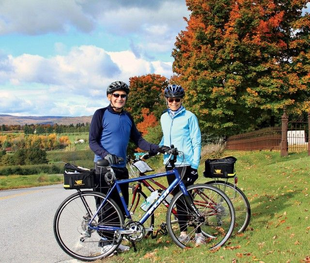 Vermont Champlain Valley bike tours