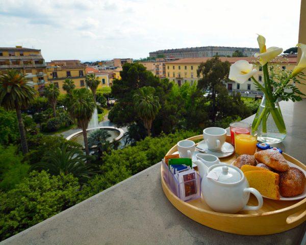 Hotel dei Cavalieri, Amalfi, view