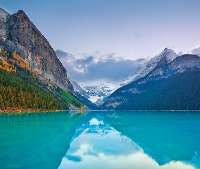 Canadian Rockies Walking Tour