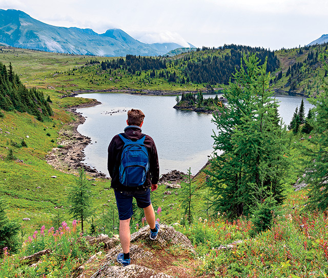 Walk the Canadian Rockies on our Walking Tour
