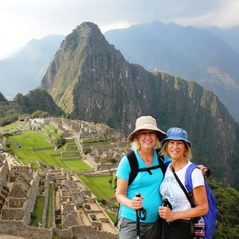 VBT walking tours webinar, Machu Picchu
