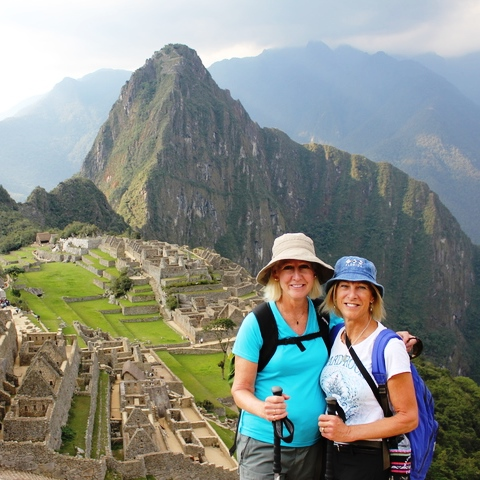 VBT walking tours webinar, Machu Picchu