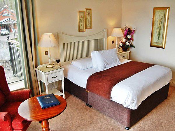 WatersEdge Hotel Guest Room