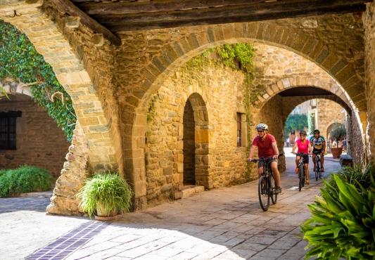 Self-Guided Biking