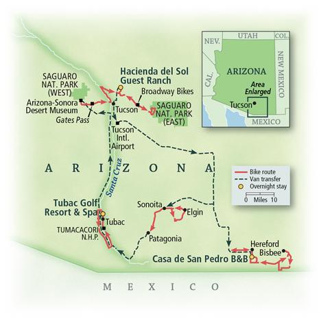 Arizona: Saguaro National Park & the Sonoran Desert 9