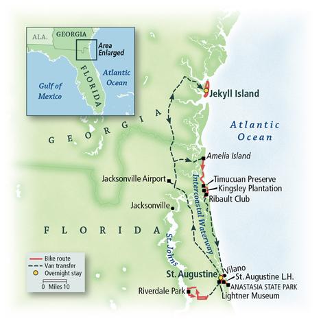 Florida: Amelia Island & the Historic Coast 1