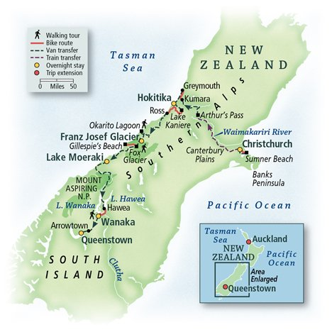 New Zealand: The South Island 3