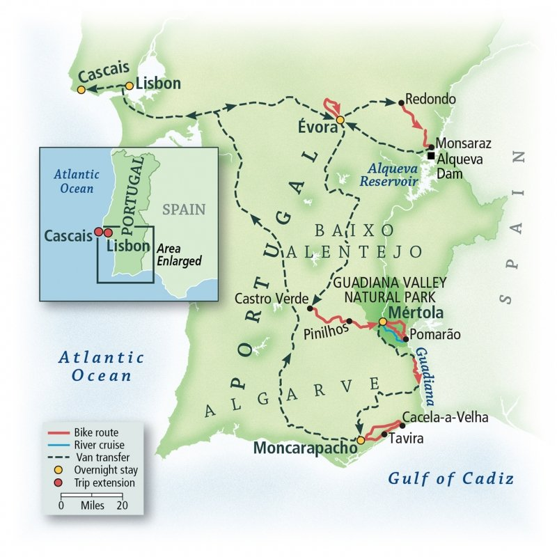 Portugal: Lisbon, Évora & the Algarve 1