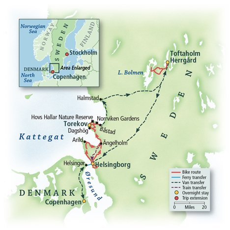 Scandinavia: Denmark & Sweden 7
