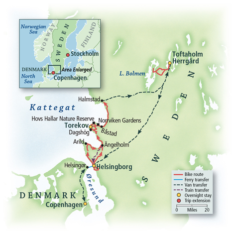 Scandinavia: Denmark & Sweden 6