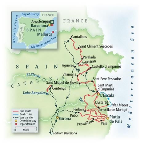 Spain: Girona & Costa Brava 11