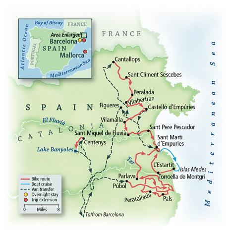 Spain: Girona & Costa Brava