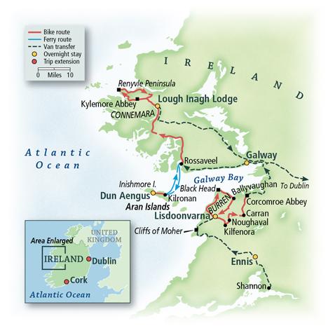 Ireland: Galway & Connemara Coast 1