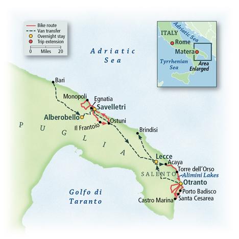 Puglia: Italy's Undiscovered Coast 1