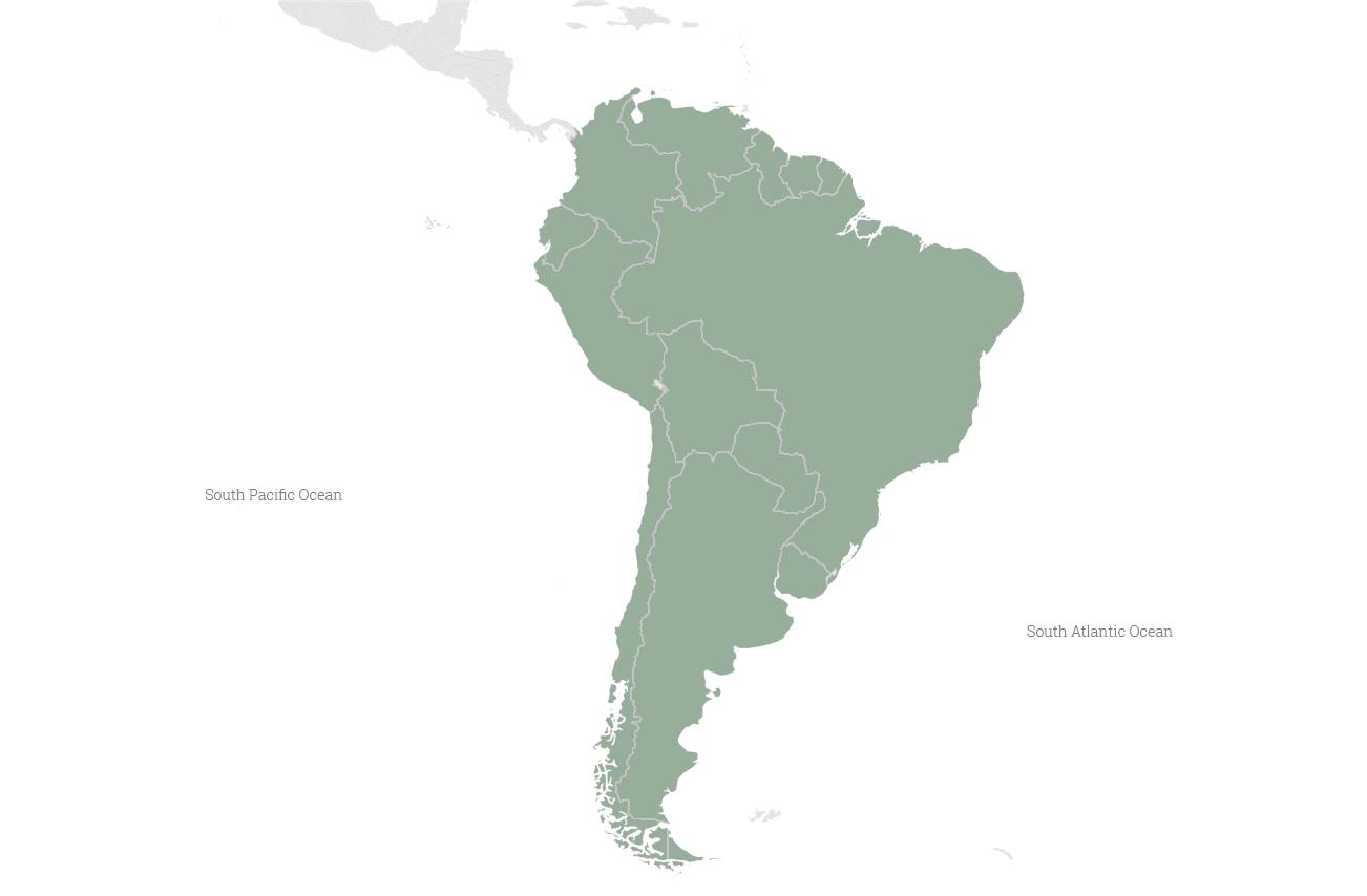 South America 6