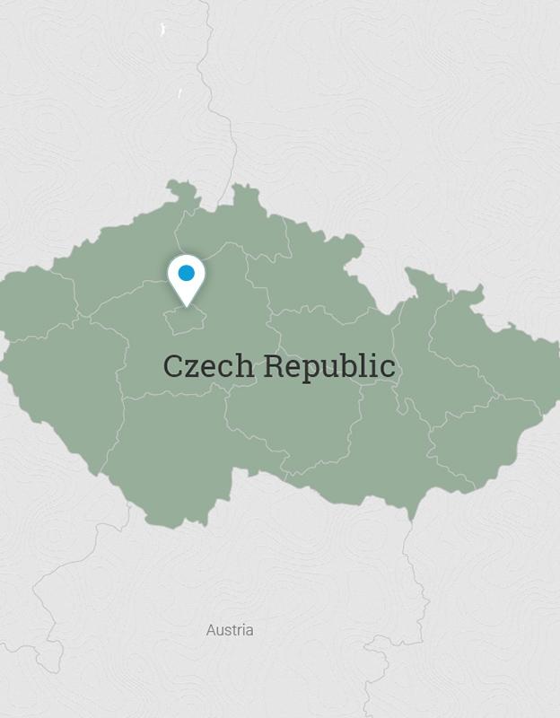 The Czech Republic, Germany & Austria 5