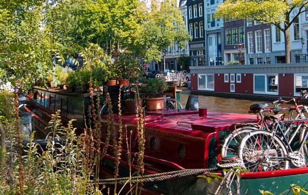 Holland & Belgium Bike & Boat