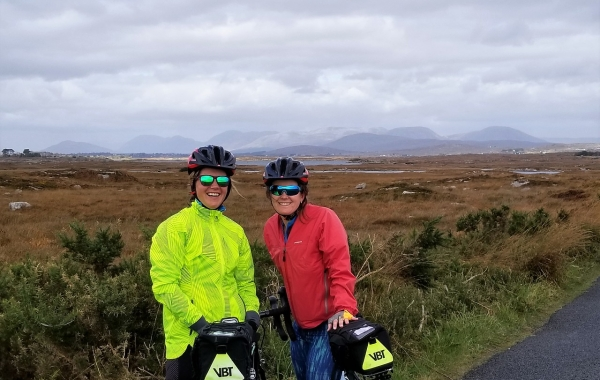 Galway and Connemara Coast