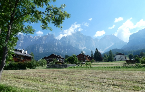 Italy: Cycling the Dolomite Valleys