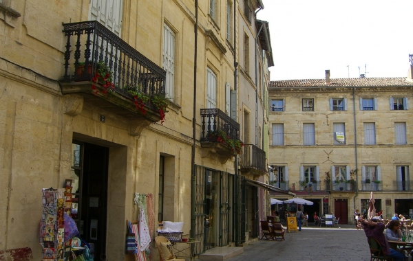 Slow Road Through Provence