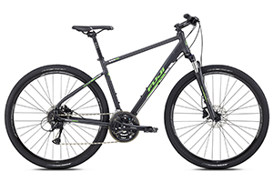 A view of Cross Terrain Bicycle