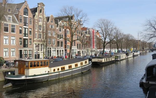 Holland in Springtime Bike & Boat