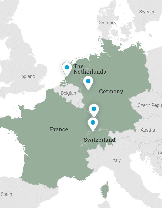 Rhine Bike & River Cruise: Basel to Amsterdam 5