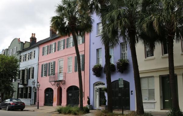 Charleston to Savannah: A Southern Reel