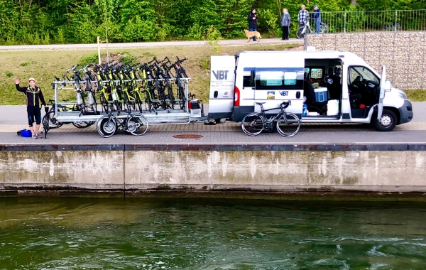 Danube Bike & River Cruise: Nuremberg to Budapest