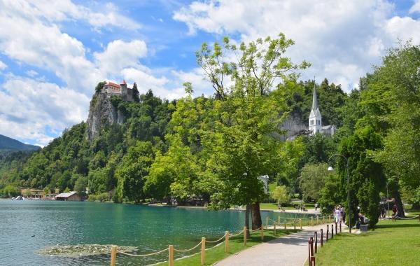 Slovenia, Austria & Italy