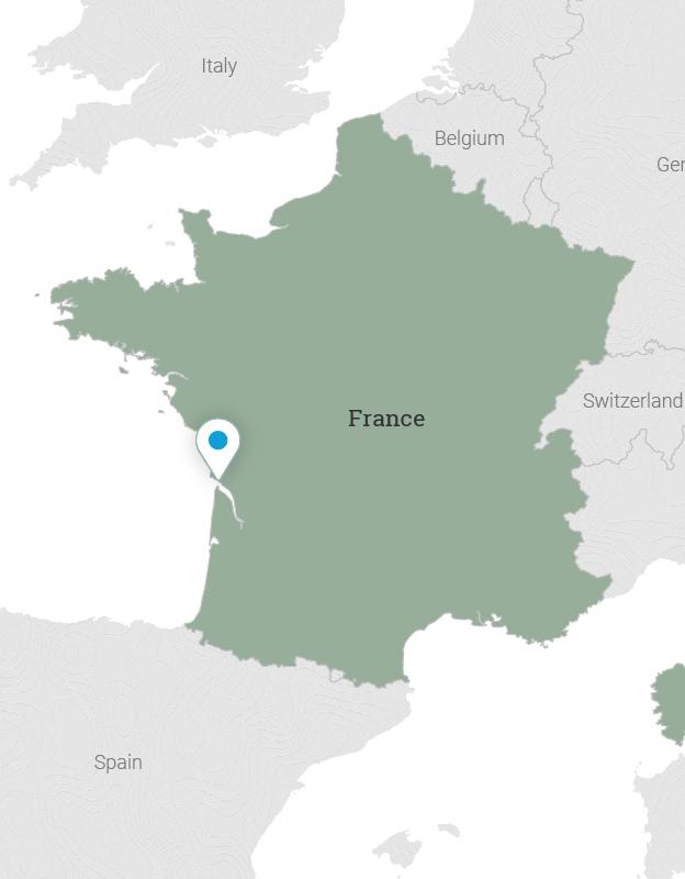 France: Bordeaux to La Rochelle